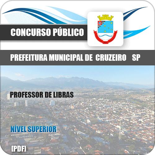 Apostila Pref Cruzeiro SP 2019 Professor de Libras
