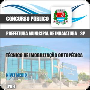 Apostila Pref Indaiatuba SP 2019 Tec Imobilização Ortopédica