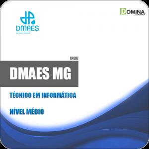 Apostila DMAES Ponte Nova MG 6 2019 Técnico em Informática