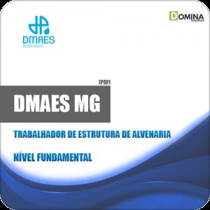 Apostila DMAES MG 2019 Trabalhador Estrutura Alvenaria