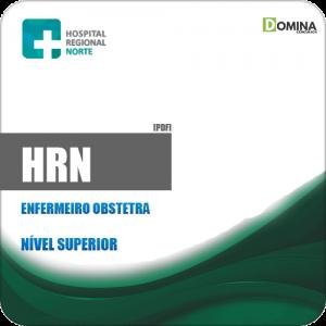 Apostila Concurso HRN 2019 Enfermeiro Obstetra