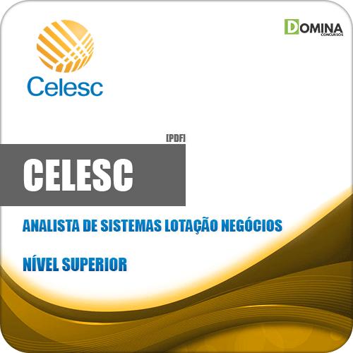 Apostila CELESC 2019 Analista de Sistemas Lotação Negócios