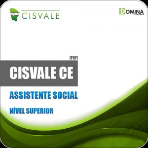Apostila Concurso CISVALE CE 2019 Assistente Social