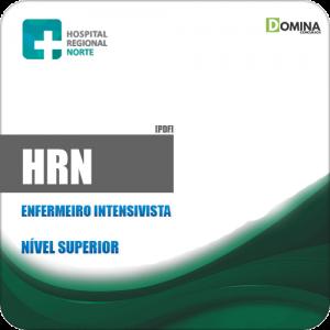 Apostila Concurso HRN 2019 Enfermeiro Intensivista