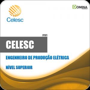 Apostila Concurso CELESC 2019 Engenheiro de Produção Elétrica