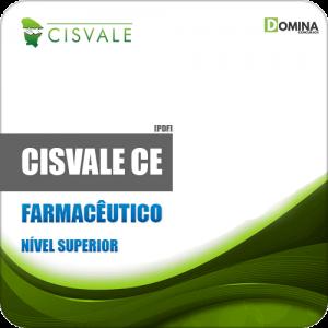 Apostila Concurso CISVALE CE 2019 Farmacêutico