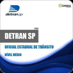 Apostila DETRAN SP 2019 Oficial Estadual de Trânsito