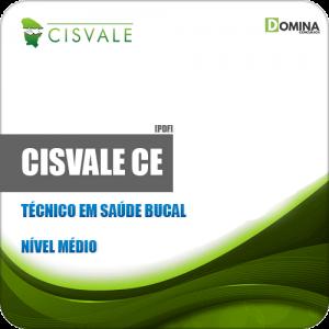 Apostila Concurso CISVALE CE 2019 Técnico em Saúde Bucal