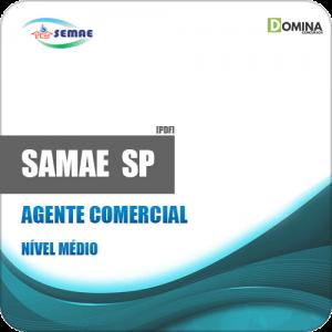 Apostila SEMAE Piracicaba SP 2019 Agente Comercial