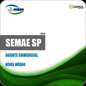 Apostila SEMAE de Piracicaba SP 2019 Agente Comercial