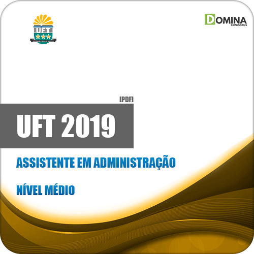 Apostila UFT 2019 Assistente em Administração