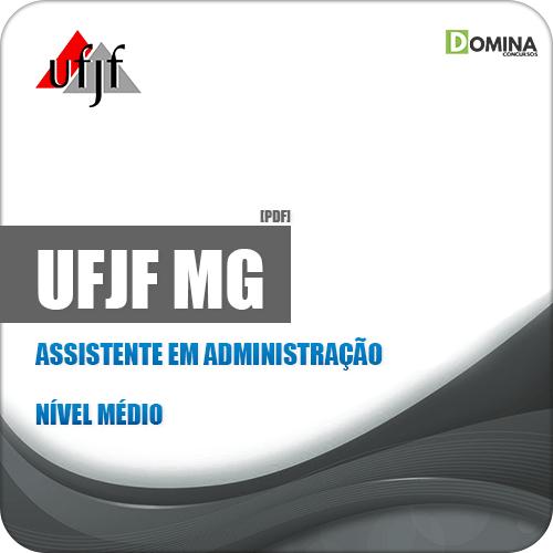 Apostila Concurso UFJF 2019 Assistente em Administração