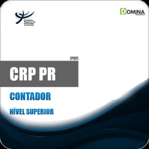 Apostila Concurso CRP PR 2019 Contador