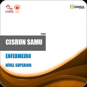 Apostila Concurso CISRUN SAMU MG 2019 Enfermeiro