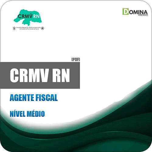 Apostila Concurso CRMV RN 2019 Agente Fiscal