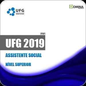 Apostila Concurso Público UFG 2019 Assistente Social