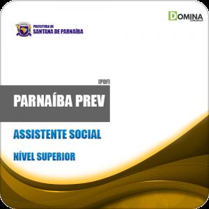 Apostila Concurso Parnaíba PREV PI 2019 Assistente Social