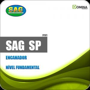 Apostila Seletivo SAG em Guaraçaí SP 2019 Encanador