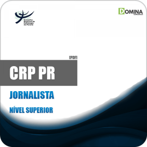 Apostila Concurso CRP PR 2019 Jornalista