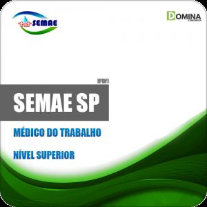 Apostila SEMAE de Piracicaba SP 2019 Médico do Trabalho