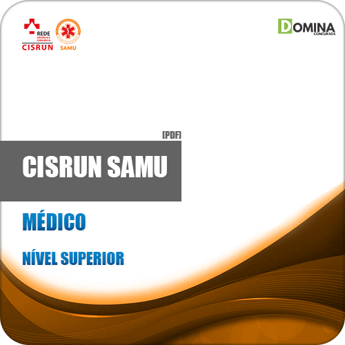 Apostila Concurso CISRUN SAMU MG 2019 Médico