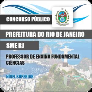 Apostila SME RIO 2019 Professor Ensino Fundamental Ciências