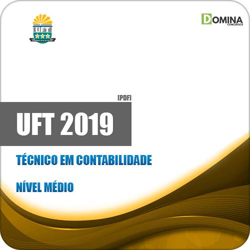Apostila UFT 2019 Técnico em Contabilidade