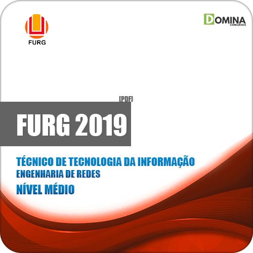 Apostila FURG RS 2019 Técnico Engenharia de Redes