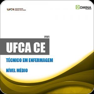 Apostila Concurso UFCA 2019 Técnico em Enfermagem