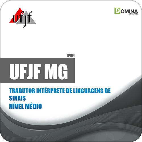 Apostila UFJF 2019 Tradutor Intérprete de Linguagens de Sinais