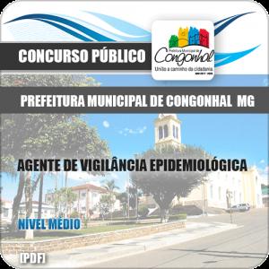 Apostila Pref Congonhal MG 2019 Agt Vigilância Epidemiológica
