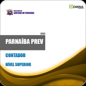 Apostila Concurso Parnaíba PREV PI 2019 Contador