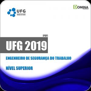 Apostila UFG 2019 Engenheiro de Segurança do Trabalho