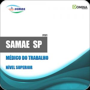 Apostila SEMAE Piracicaba SP 2019 Médico do Trabalho