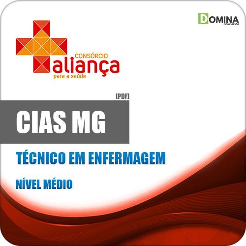 Apostila Concurso CIAS MG 2019 Técnico em Enfermagem