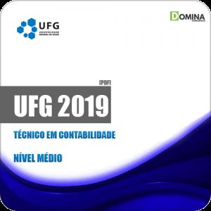 Apostila Concurso UFG 2019 Técnico em Contabilidade