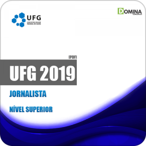 Apostila Concurso Pública UFG 2019 Jornalista