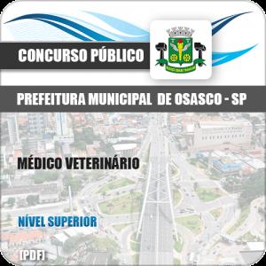 Apostila Concurso Pref Osasco SP 2019 Médico Veterinário