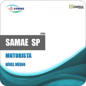 Apostila SEMAE Piracicaba SP 2019 Motorista