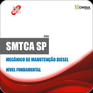 Apostila Concurso SMTCA SP 2019 Mecânico Manutenção Diesel