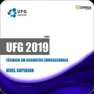 Apostila Concurso UFG 2019 Técnico em Assuntos Educacionais