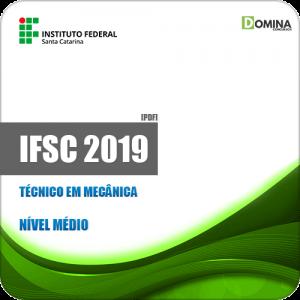 Apostila Concurso IFSC 2019 Técnico em Mecânica