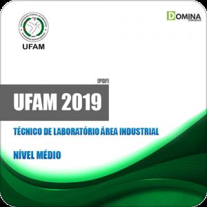 Apostila UFAM 2019 Técnico de Laboratório Área Industrial