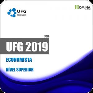 Apostila Concurso Público UFG 2019 Economista
