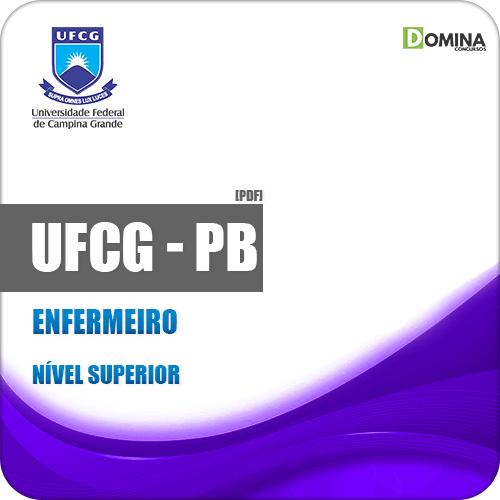 Apostila Concurso Público UFCG PB 2019 Enfermeiro