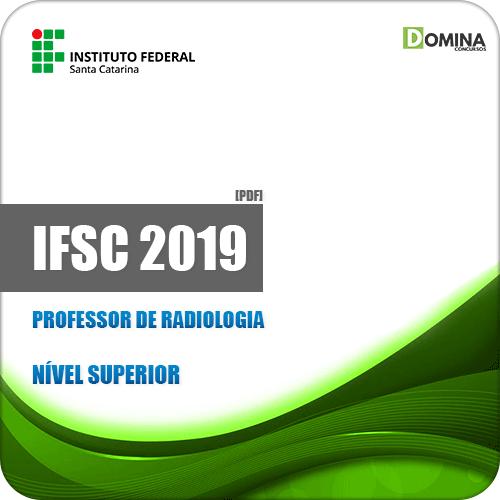 Apostila Concurso IFSC 2019 Professor de Radiologia