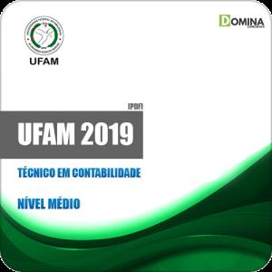 Apostila Concurso UFAM 2019 Técnico em Contabilidade