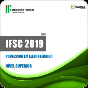 Apostila Concurso IFSC 2019 Professor em Eletrotécnica