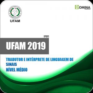 Apostila UFAM 2019 Tradutor e Intérprete de Linguagem de Sinais