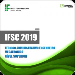 Apostila IFSC 2019 Tec Administrativo Engenheiro Mecatrônico